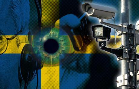 The War on Terrorism Brings Mass Surveillance … In Sweden