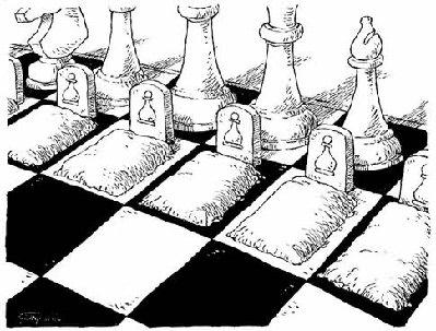 The Grand Chessboard … Georgia Is Just Another Move