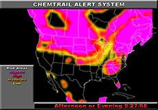 Chemtrail alert for September 27, 2008