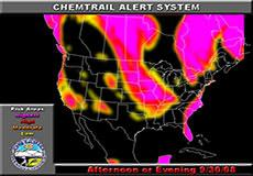 Chemtrail alert for September 30, 2008