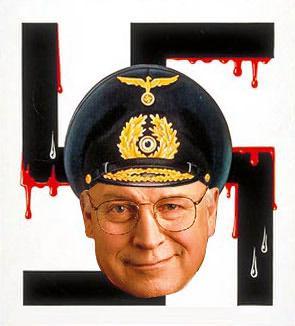 Cheney's Kampf