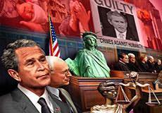 Prosecution of George W. Bush for Mass Murder