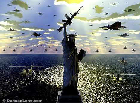 US military plans the future as 'perpetual warfare'