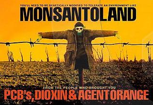 GM, for Genocide by Monsanto