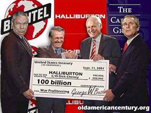 Halliburton Supplies Rotten Food to US troops