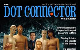 The Dot Connector magazine #6 is OUT!