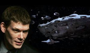 Gary McKinnon discovered secret U.S. space fleet