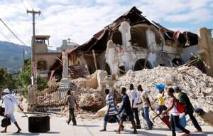 Haiti and the Seismic Weapon