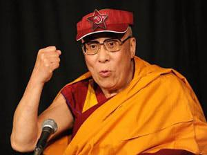 For Dalai Lama the Future is Bright