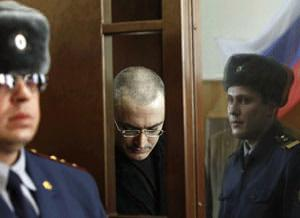 The Real Crime of Mikhail Khodorkovsky