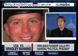 Updates on Bradley Manning from David House