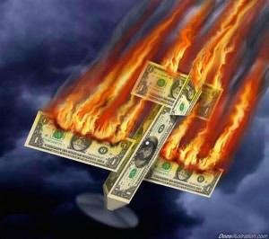 Total financial collapse of America is inevitable