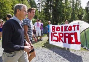 Massacre in Norway: Israel Strikes Back