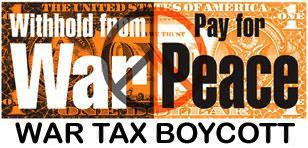 The U.S. Wastes Half of Its Taxes on War