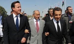 NATO and Al Qaeda joint aggression against Libya