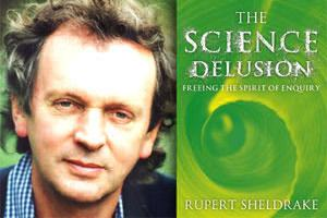 Rupert Sheldrake's book sold out before its launch