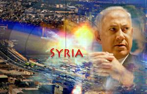 USrael Plans Genocide in Syria and Palestine