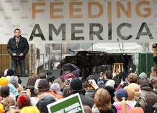 17 million Americans suffer from hunger