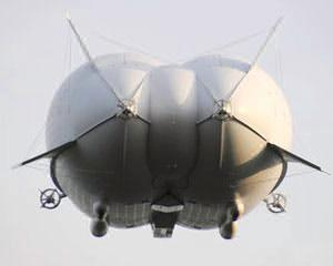 First Big Brother Airship Delivered And Flying