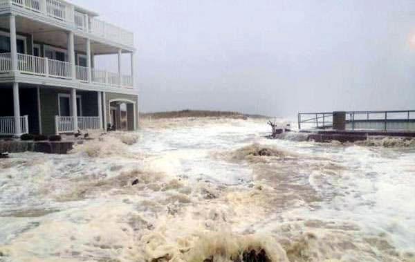 Hurricane Sandy: Worst Case Scenario