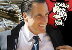 Romney Financed by Drug Lords, Mossad, Monsanto