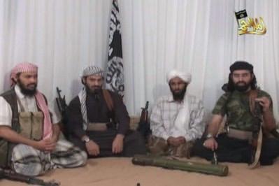 Members of Al-Qaeda in Yemen.