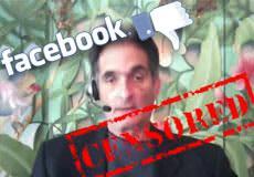 Facebook Blocks Jon Rappoport's Articles