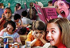 Psycho-Therapeutic Schools: Pathologizing Childhood