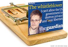 Edward Snowden is a CIA Limited Hangout Op