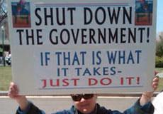 The Top 10 Ridiculous Ways the Government Shutdown Will Affect You According to CNN