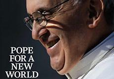 Jesuit Pope Steers Flock Into New World Religion
