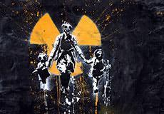 American West Coast Fried with Fukushima Radiation