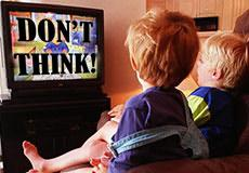 TV: Teaching Children Not to Think