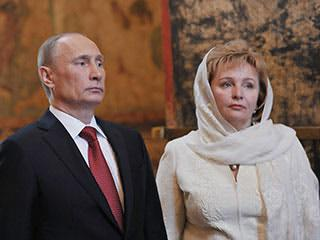The former Mrs. Putin is lucky to be alive. Most don't leave the Russian Mafia and live to tell about it.