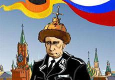 Ukraine and Syria Will Both Fall to Putin
