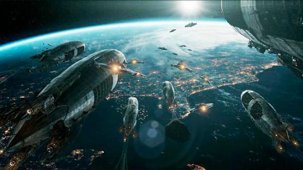 The USSA's Secret Space Program(s) - War Is Crime