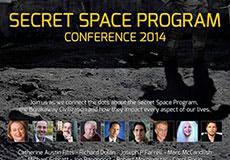 Secret Space Program Conference Reveals