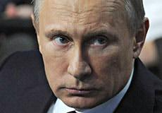 Vladimir Putin's Black Hole of Fear