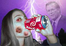 Rumsfeld and Monsanto Pushing Toxic Sweeteners