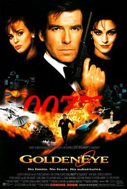 The electromagnetic pulse (EMP) — a form of directed energy, figures prominently in the 1995 Bond film, Goldeneye.