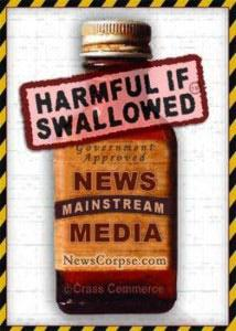 Many are harmed by the mainstream media's coverage of NRMs.