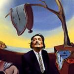 Salvador Dali versus The Matrix