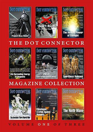 The Dot Connector magazine Collection, Volume 1 of 3
