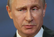 Vladimir Putin Is Bringing Back the 1930s