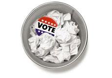 If We Quit Voting