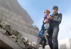 Waiting for Putin and Assad to run out of people to kill. Is that our plan?