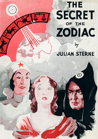 The Secret of the Zodiac - by Nesta H. Webster (as 'Julian Sterne')